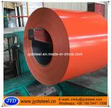 Bobina de acero del color de la capa de pintura de PE/PVDF/SMP