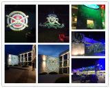 10000 Lumen, die auf Wand-Maschinen-einzelnem statischem Bild-Projektor bekanntmachen