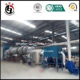 Four chaud à activation de vapeur pour la chaîne de production de charbon actif