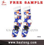 Healong breit de Sokken van de Voetbal van de Slang van de Sport van Sokken Football&Soccer