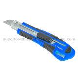 Coupe-lame 4PC avec crayon plus serré et verrouillage en acier (381015)