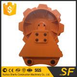 5-30t掘削機の短縮の車輪