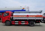 Dongfeng 6 Rad-Benzin-Becken-LKW 8000 Liter Öltanker-LKW-für Verkauf