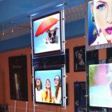 中国の製造業者A1-A4の広告のための極度の細い水晶LEDのライトボックス