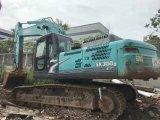 Escavatore utilizzato giapponese Kobelco Sk350-8