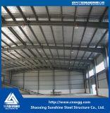 La luz de prefabricados de estructura de acero para los talleres