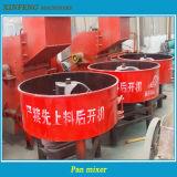Jw750鍋のタイプ手動具体的なミキサーの構築機械