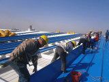 Dach-Isolierungs-helles Stahlkonstruktion-vorfabriziertes Stahlgebäude