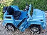 O modelo novo caçoa o carro elétrico com o carro leve do brinquedo do bebê SUV do diodo emissor de luz