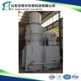 De Installatie van de Verbranding van het Type van Roterende Oven van de Verbranding van het afval