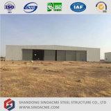 Sinoacme prefabriceerde Hangaar van de Vliegtuigen van het Frame van de Grote Spanwijdte de Poort