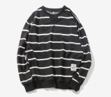 New Fashion Crew Neck Coton Sweatshirts pour hommes