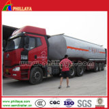 化学液体タンクトラック45000リットルの三車軸