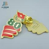 Divisa de encargo del metal del Pin del esmalte del oro del regalo de la Navidad de la promoción de la fábrica en recuerdo