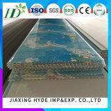 8*250mm 2.8 kgs panneau de plafond du panneau de décoration en PVC Panneau mural (l'impression normale, marquage à chaud, la plastification, ISO9001)