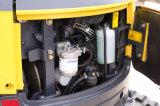 We161.6t Mini pelle hydraulique à chenilles avec chenille
