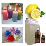Природные, лимонный аромат масла для свечи