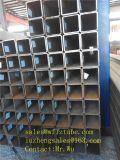 Tubo de acero cuadrado del En 10025, tubo de acero de S235jr Retangular, tubo de acero S355jr