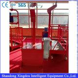 Góndola automática de la plataforma de trabajo 1000kg/de la limpieza de ventana