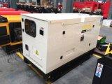 建築プロジェクトのためのLovolエンジン1004tgを搭載する70kVA防音のディーゼル発電機