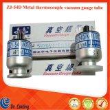Zj-54D Kf 10/16 di tubo del calibro di vuoto della termocoppia del metallo per la metallizzazione di vuoto