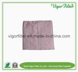 Media della fibra sintetica per il filtro a sacco di Pockat ed il filtro dell'aria