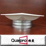 griglia di aria di alluminio dello sfiato del soffitto della cassa rotonda dell'uovo AR6312