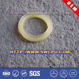 Anel de backup de PTFE personalizado em cores brancas