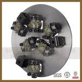 Mármol y Granito Suelo Molienda Diamond Martillo de rodillos 45 Bits