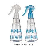 240ml innesco di plastica Sprayer Bottiglia per cura personale (NB417)