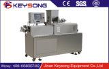 Extrusora de parafuso do gêmeo da escala de laboratório para a máquina da extrusão do alimento dos petiscos do sopro