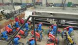 Dispositivo de conducción de tierra horizontal de la transmisión de la bomba bien de la bomba de tornillo