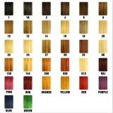 최신 Sale Synthetic Color Ring 또는 Color Chart