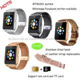 Het nieuwste Slimme Horloge van Bluetooth van de Sport met de Groef van de Kaart SIM Gt09
