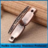 カーテンのかぎカッコのカーテン鋼鉄二重ブラケットのアルミ合金の金属の単一のカーテン・レールブラケット