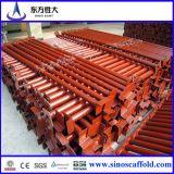 Jack solido Base per Adjustable Steel Prop e Steel Frame