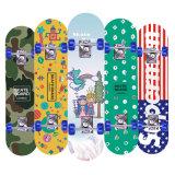 2020 nieuw ontworpen houten skateboard met CE-certificering in Europa Markt