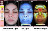 Varredor facial do pigmento da pele do verificador da pele da máquina do analisador da condição de pele