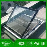 Indicador de vidro da clarabóia do telhado superior de alumínio de UPVC