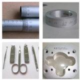 Tischplattenmetallfaser-Minilaser-Gravierfräsmaschine mit Scharfeinstellungs-Objektiv