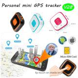 WiFi+GPS+Lbs+Agps V28를 가진 2017 소형 GPS 추적자