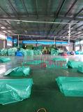 Bâches de protection imperméables à l'eau élevées de PE de fabrication de bâche de protection de PE de tissu de tente de force de déchirure