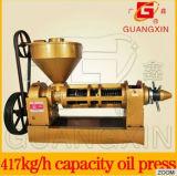 Presse de pétrole Yzyx140 pour l'huile de cuisine