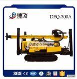 plate-forme de forage de la profondeur Dfq-300A DTH Borewell de 300m à vendre