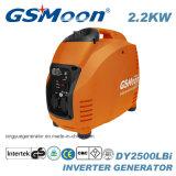 2200W de compacte Super Stille Digitale Generator van de Omschakelaar met Goedkeuring