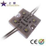 Светодиод для поверхностного монтажа модулей/5050 светодиодный модуль для поверхностного монтажа (GFT3535-4X 5050)