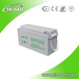 Bateria solar 12V 55ah da bateria do gel do produto da fábrica