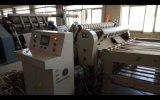 Cartón ondulado completa una sola cara que hace la máquina