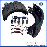 La zapata del freno para moto piezas de repuesto Piezas de motocicleta Bomba de frenos