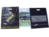 Bolsos impresos personalizados de la manija del remiendo para el transporte (FLD-8520)